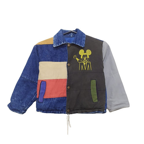 CHAQUETA MICKEY KIDS