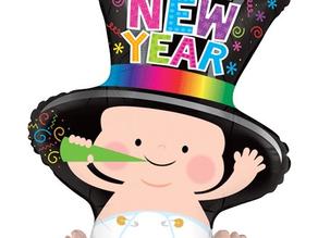 2021 New Year's Baby