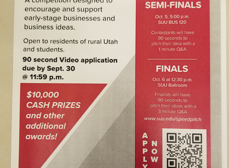 Southern Utah Speed Pitch Comp