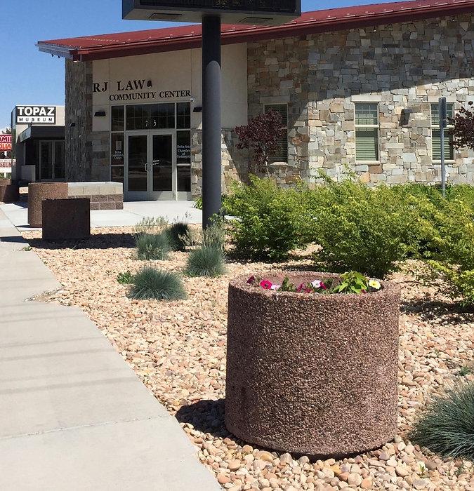 RJ Law Community Center in Delta Utah - Chamber of Commerce Office Location