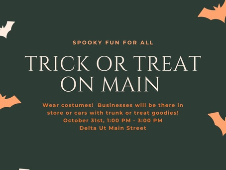 Trunk or Treat on Main
