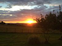 Sunrise at Caplor Farm