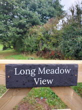 Lovely Long Meadow View