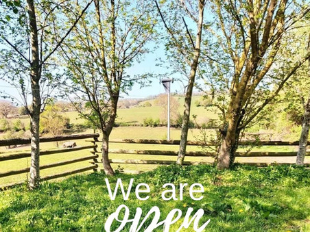 Welcome back to Caplor Glamping & Lodges...