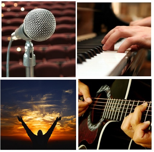 Piano Voice Guitar Worship