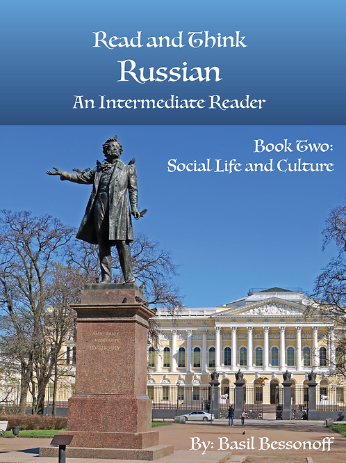 Read and Think Russian Book 2
