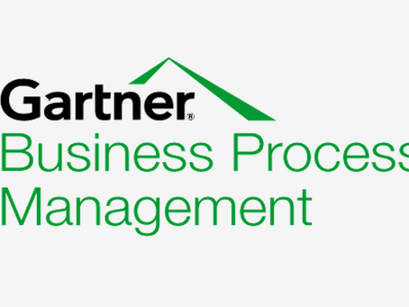 Gartner BPM Excellence Recognition Awarded to General Service Administration