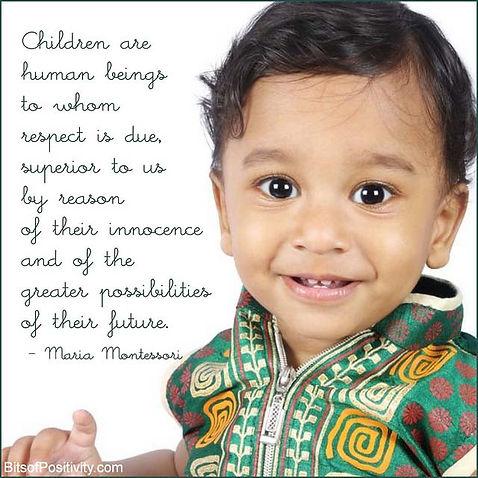 Children-Are-Montessori-Word-Art-Freebie