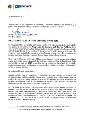 P1-MEMORANDO-POLÍTICA DE LA LEY DE DEREC