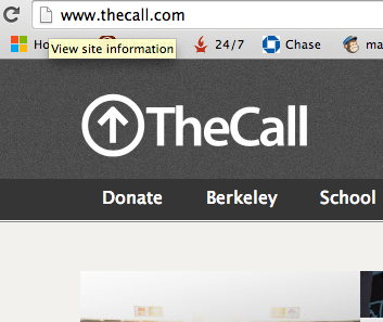 Visit: thecall.com