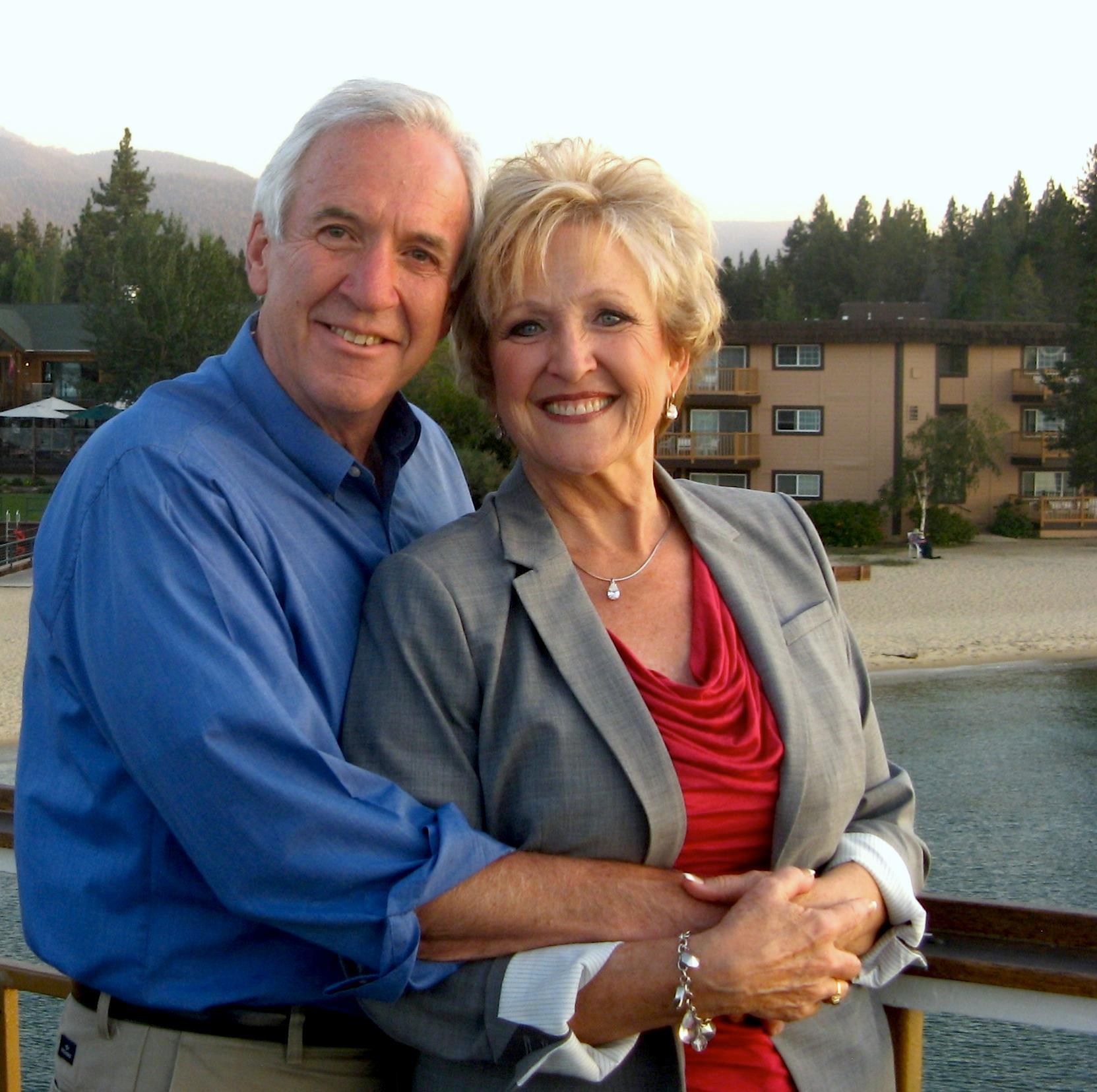 Jeanne and Leroy Dillon