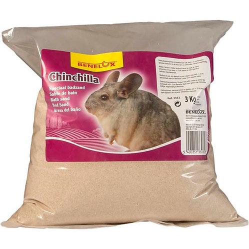חול לצינצילה 3 קילו