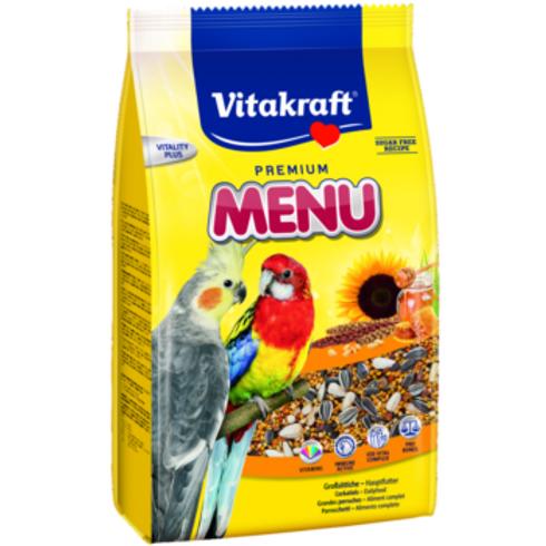 מזון לתוכי בינוני ויטאקראפט