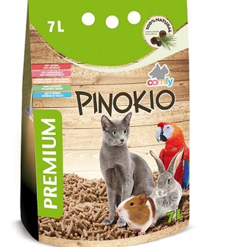מצע גלילי עץ (קט בסט) פינוקיו 20 קילו