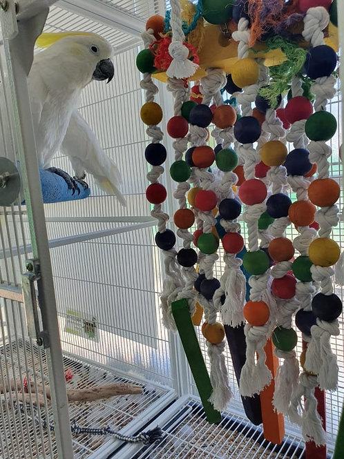 צעצוע עץ לתוכי ענק!!!!