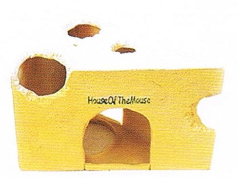 בית לאוגר בצורת גבינה