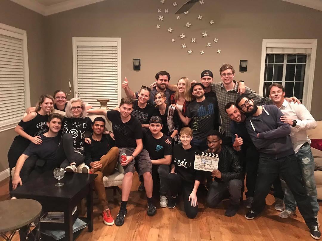 Cast and Crew of Slumber is Golden