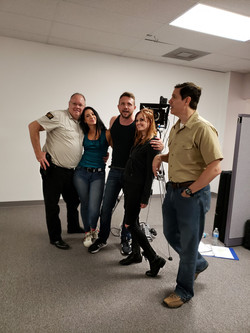 Cast and Crew in The Connection