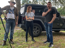 BTS of The Connection