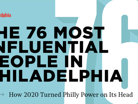 The 76 Most Influential People in Philadelphia