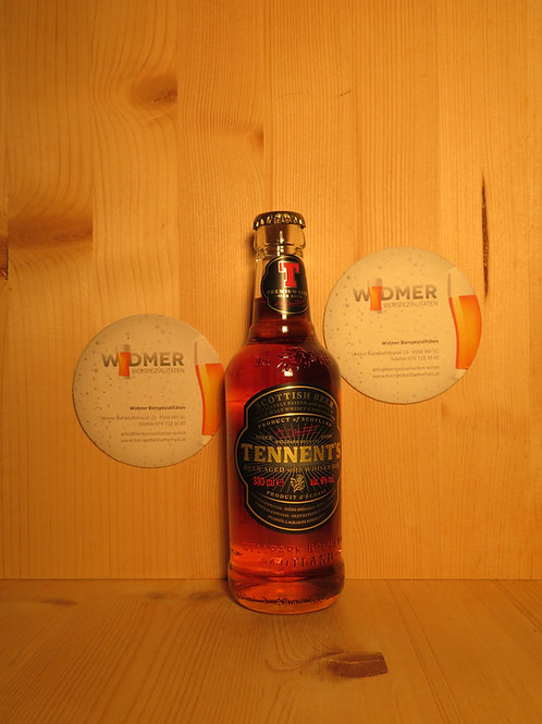 Tennents Whiskey Oak Aged