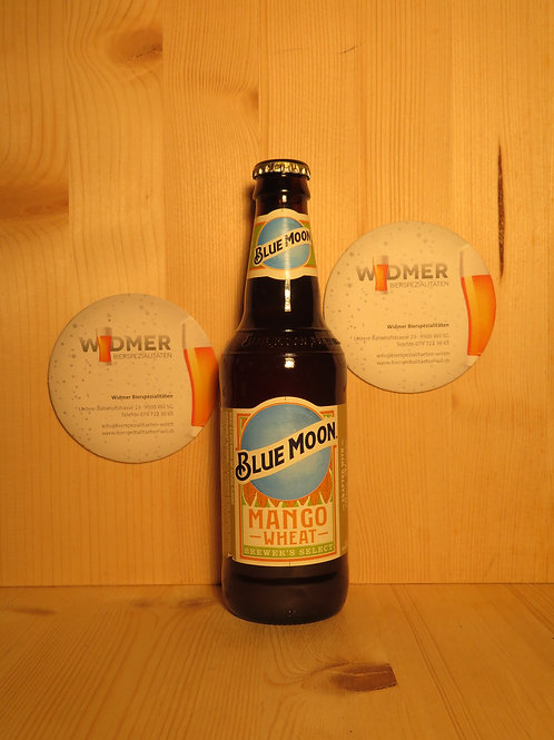 Bluemoon Mango 33cl