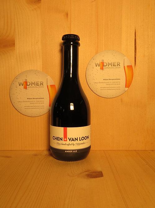 Chen van Loon Amber Ale 33cl