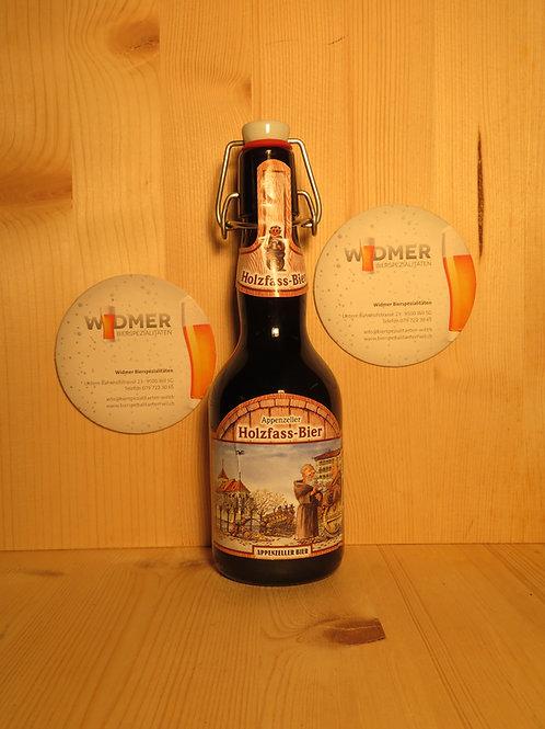 Appenzeller Bier Holzfass 33cl