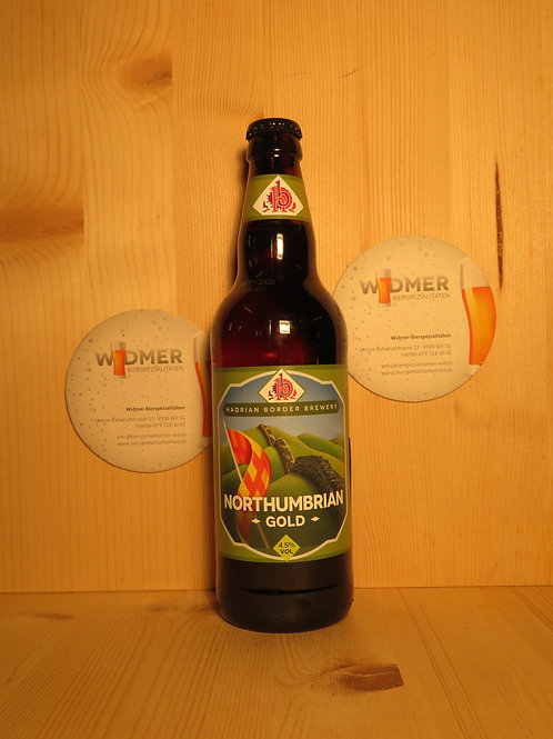 Hadrian Border Brewing Northumbrian Gold 50cl