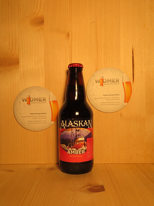 Alaskan Amber Ale 35cl