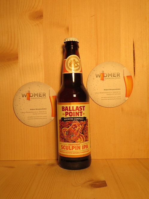 Ballast Point Grapefruit IPA 35cl