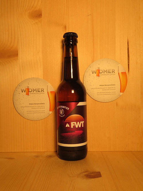 WhiteFrontier FWT Session IPA, 33cl