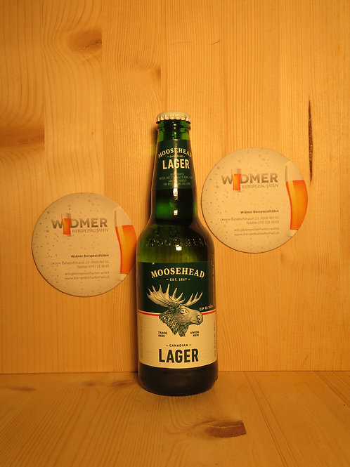 Moosehead Lager 33cl