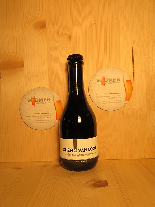 Chen van Loon Black Ale 33cl