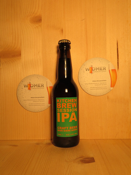 Kitchenbrew Session-IPA 33cl
