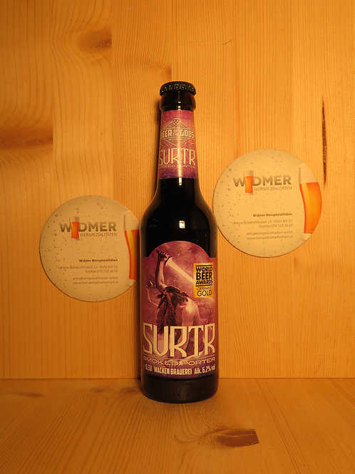 Beer of the Gods Surtr, 33cl