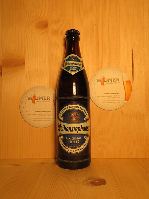 Weihenstephan Original Helles 50cl