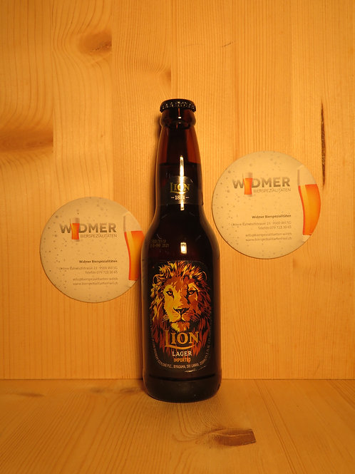 Lion Lager 33cl
