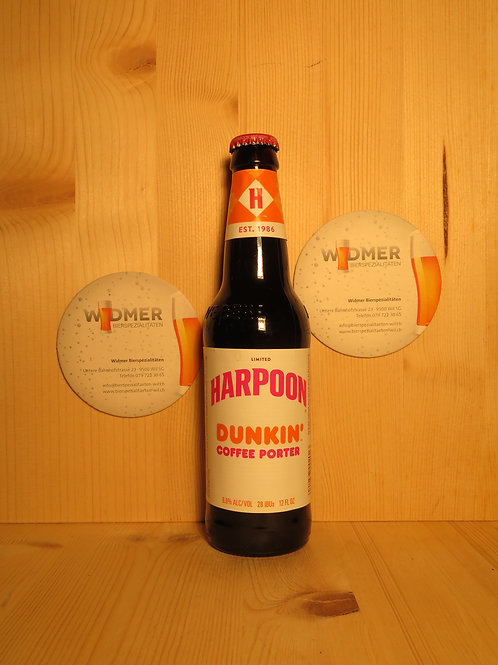 Harpoon Dunkin Coffee Porter 33cl