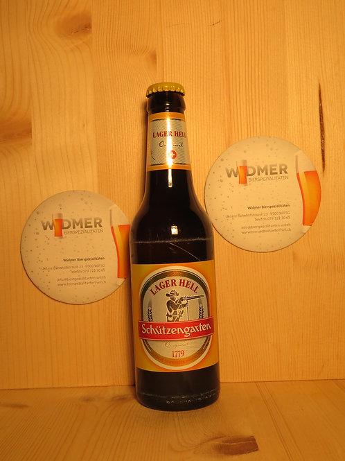 Schützengarten  Lagerbier 33cl