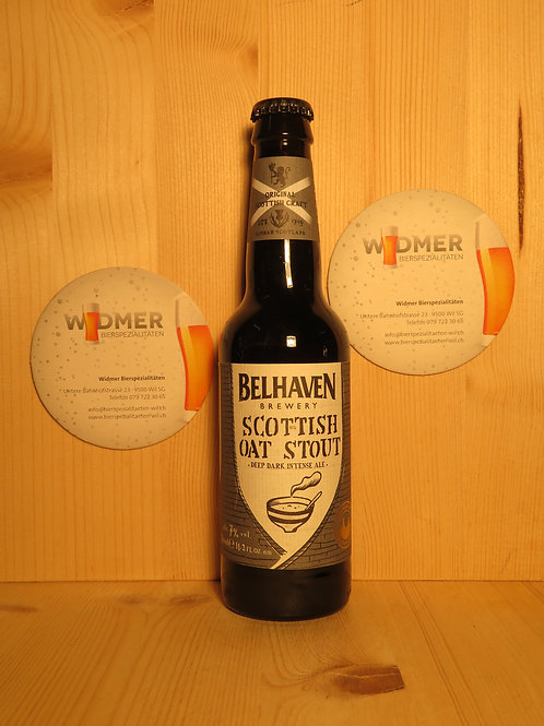 Belhaven Scottich Oat Stout 33cl