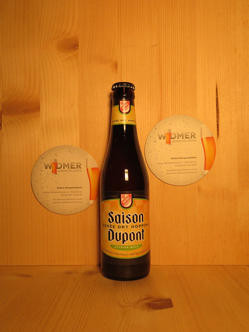 Dupont Saison dry hopping, 33cl