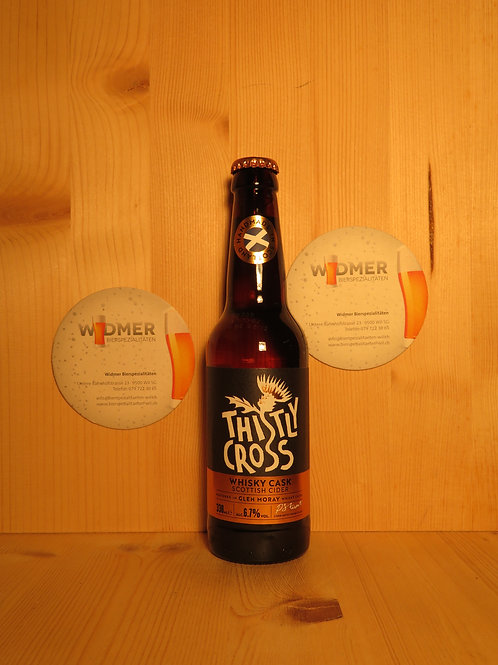 Thistly Cross Whisky-Cask Cider 33cl