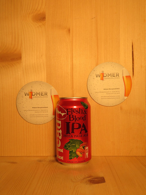 Dogfish Flesh Blood IPA 33cl DS