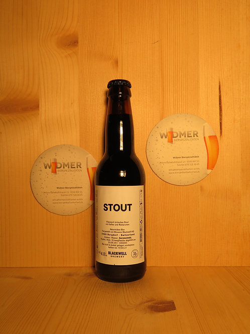 Blackwell Stout 33cl