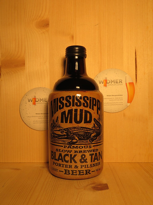 Mississippi Mud Black & Tan 94cl