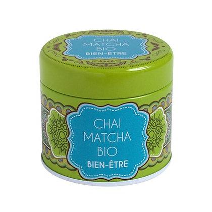 Chaï Matcha Bio