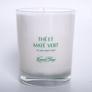 Thé et Maté Vert