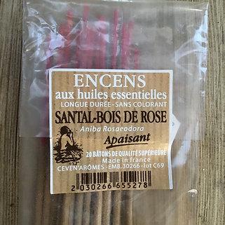 Santal Bois de Roses