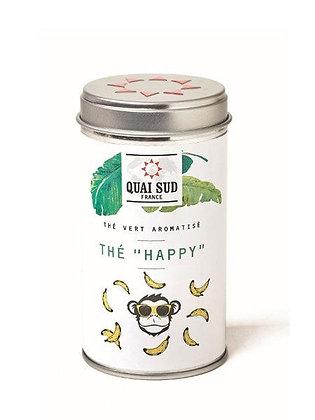 "THÉ VERT ""HAPPY"""